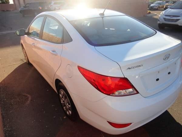 Hyundai Accent 2016 price $999 Down
