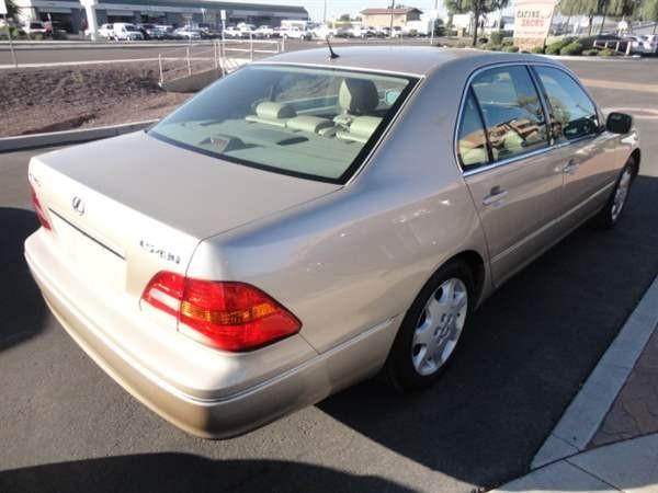 Lexus LS 430 2003 price $7,188 Cash