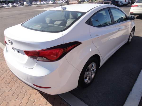 Hyundai Elantra 2016 price $1,299 Down
