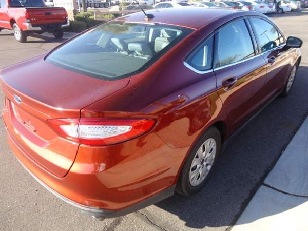 Ford Fusion 2014 price $1,299 Down