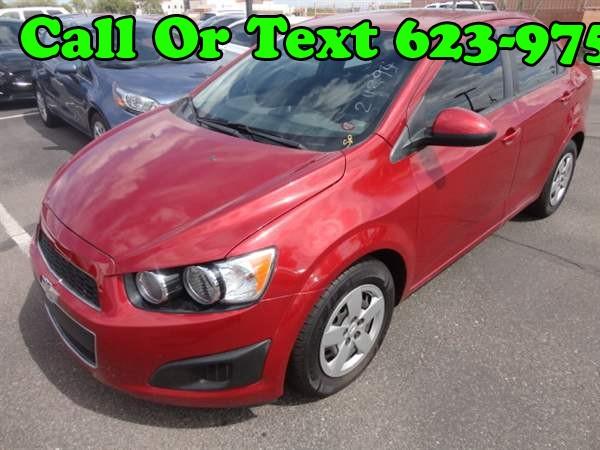 Chevrolet Sonic 2013 price $899 Down