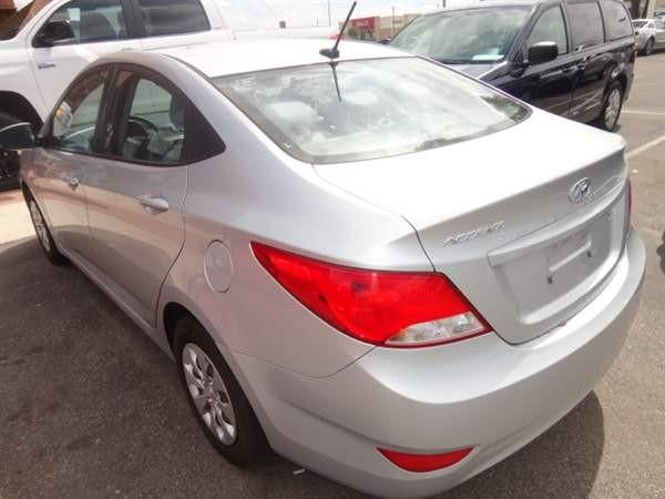Hyundai Accent 2016 price $1,399 Down