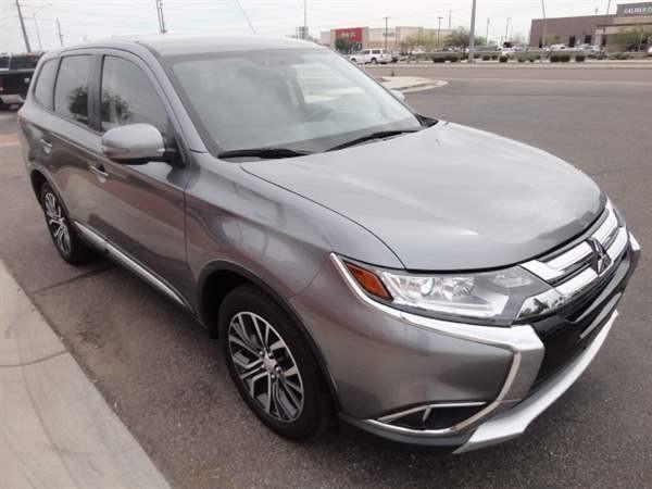 Mitsubishi Outlander 2018 price $2,999 Down