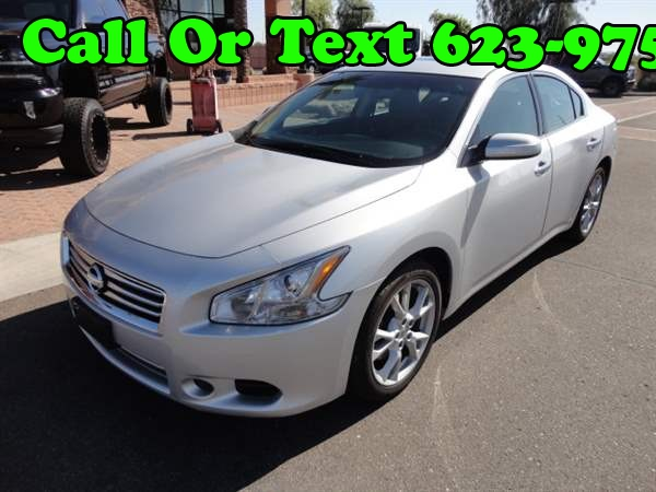 Nissan Maxima 2014 price $1,999 Down