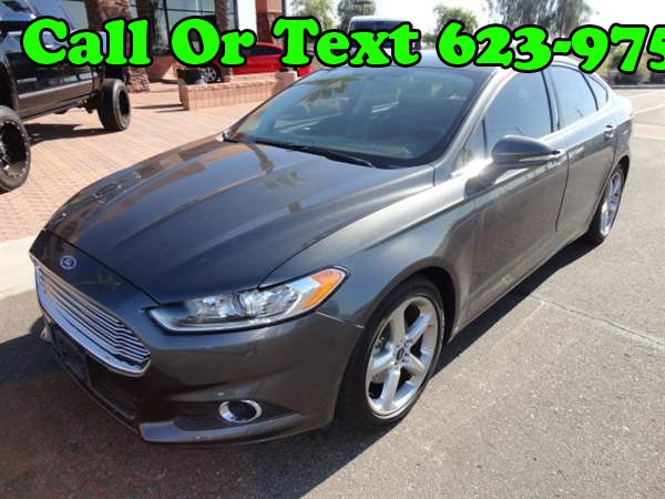 Ford Fusion 2015 price $1,999 Down