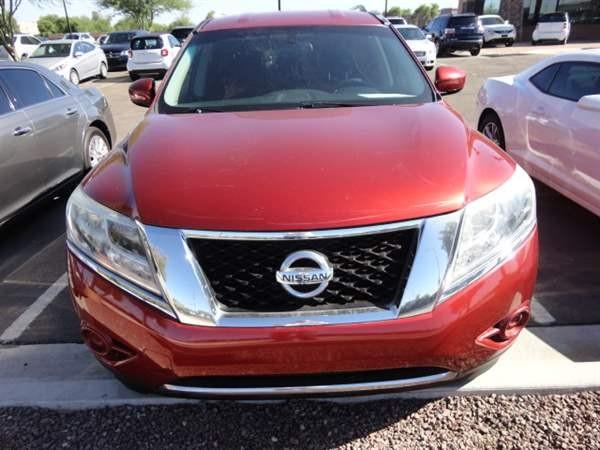 Nissan Pathfinder 2015 price $1,999 Down