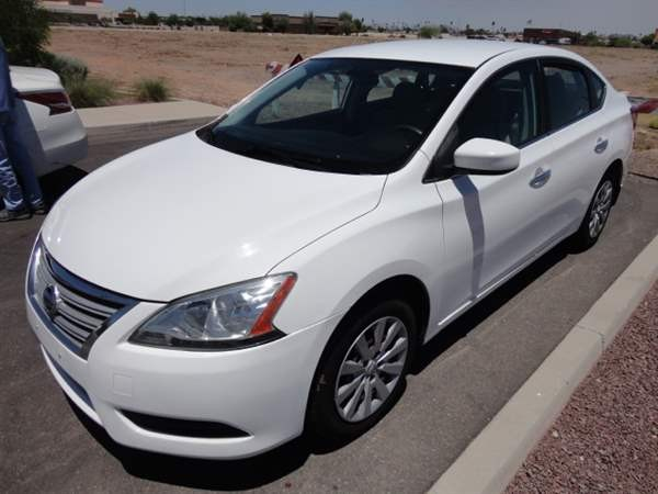 Nissan Sentra 2015 price $899 Down