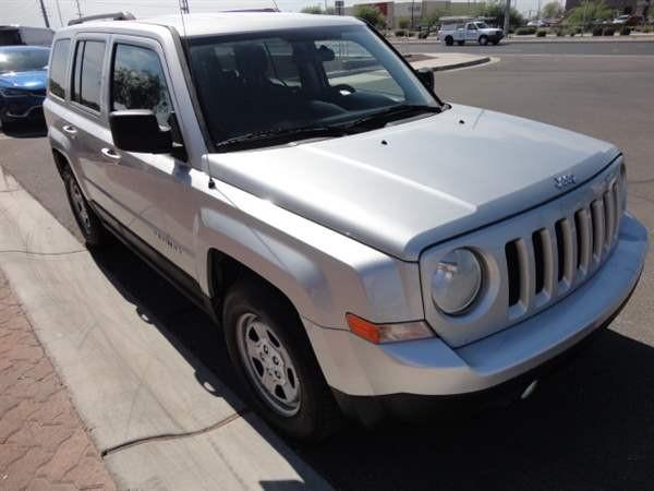 Jeep Patriot 2012 price $1,299 Down
