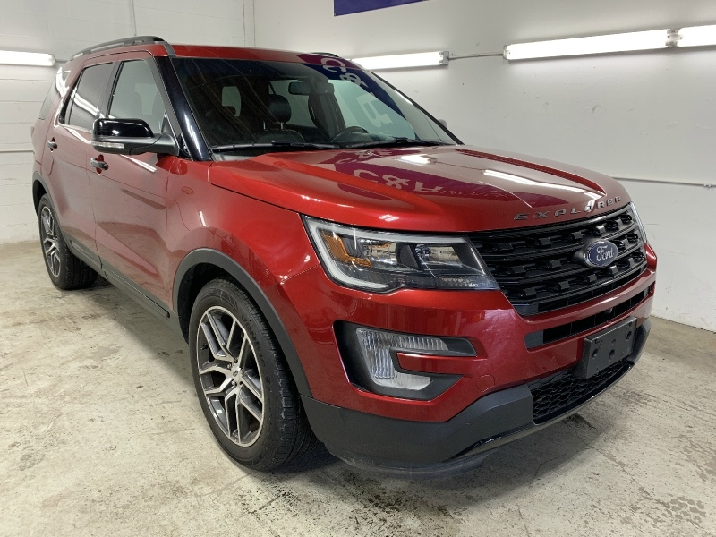 Ford Explorer 2016 price $29,900