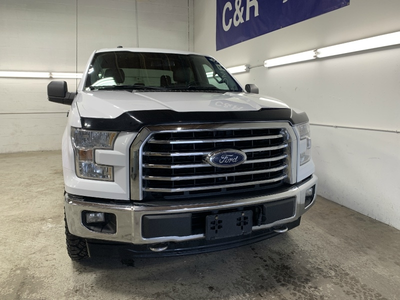 Ford F-150 2017 price $21,800