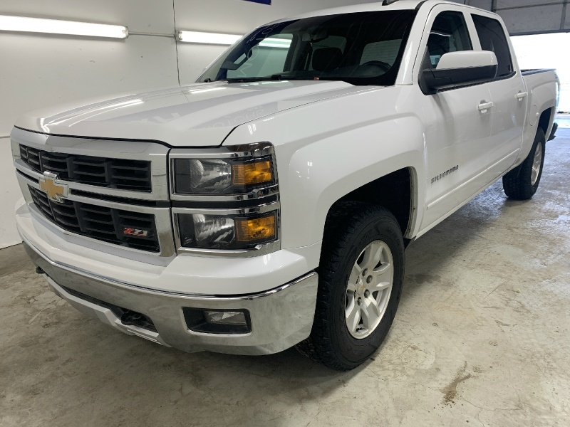 Chevrolet Silverado 1500 2015 price $23,700
