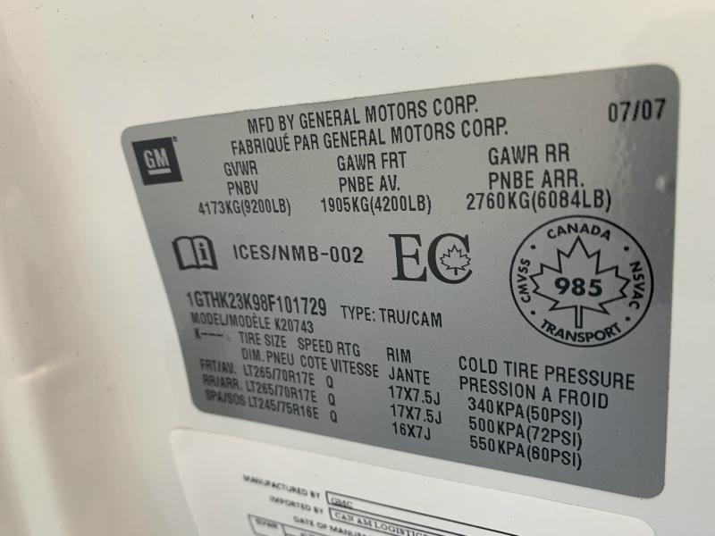 GMC Sierra 2500HD 2008 price $17,800
