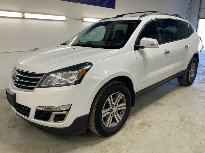 Chevrolet Traverse 2017 price $23,900