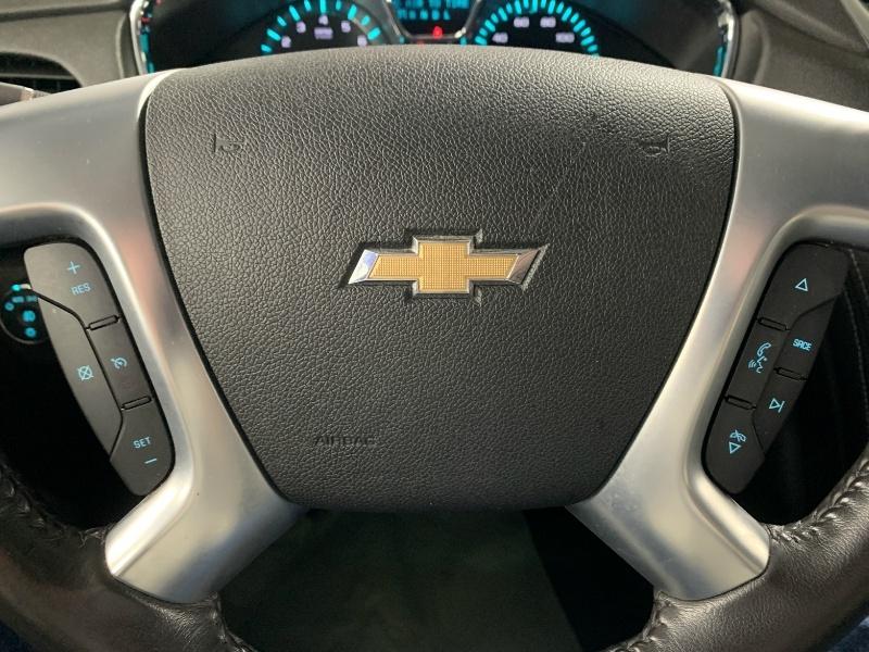 Chevrolet Traverse 2017 price $22,844