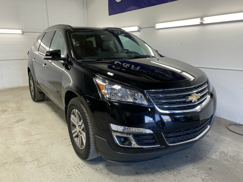 Chevrolet Traverse 2017 price $23,900