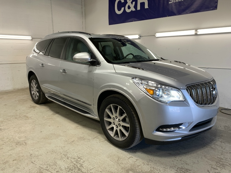 Buick Enclave 2017 price $23,900