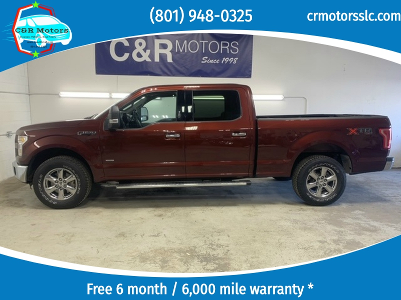 Ford F-150 2016 price $24,790
