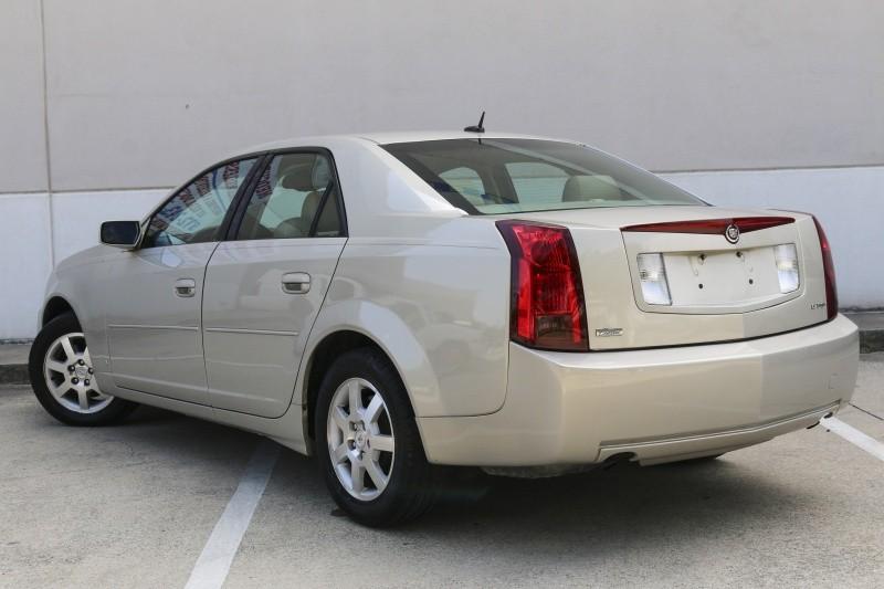 2007 Cadillac Cts 4dr Sdn 3 6l Dallas Autoplex Auto