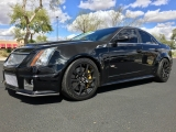 Cadillac CTS-V Sedan 2012