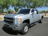 Chevrolet Silverado 2500HD-4x4-Carfax Certified-Like New 2014