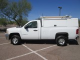 Chevrolet Silverado 2500HD Regular Cab Longbed 2008