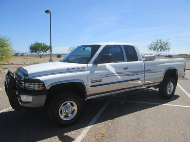 2001 Dodge Ram 2500 5.9L Cummins Turbo Diesel