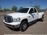 Dodge Ram 3500 6.7L Diesel Big Horn 2008