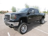 GMC 2500 4x4 SLT Diesel Lifted 22's Twin Turbo's 2008