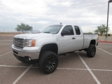 GMC Sierra 2500HD Lifted/Wheels/Tires 2012