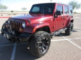 Jeep Wrangler Unlimited Lifted/Wheels/Tires 2009