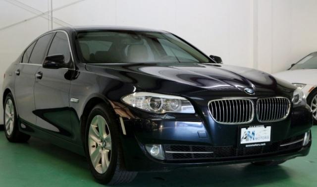 2012 BMW 5-Series