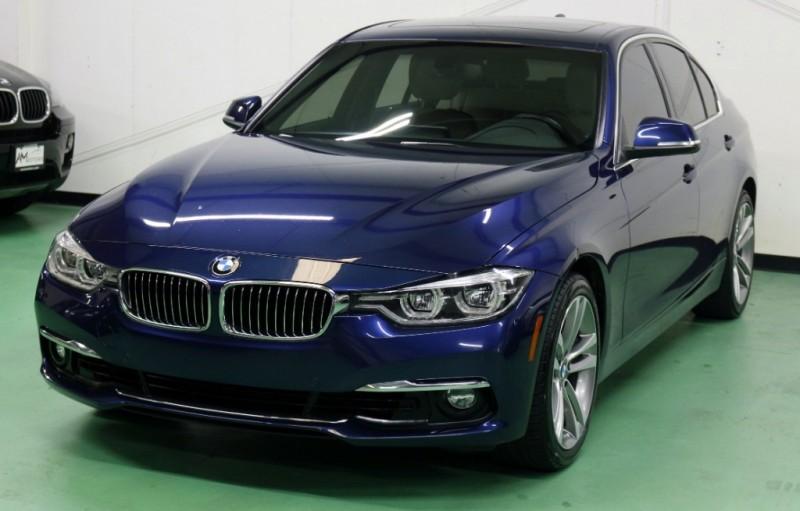 BMW 3-Series 2016 price $14,490
