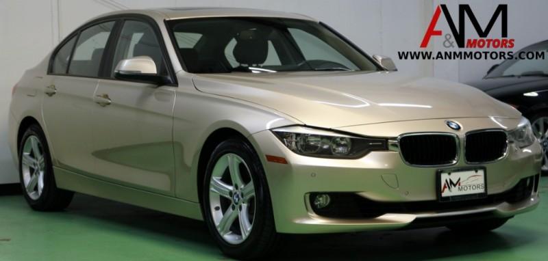 2014 BMW 3-Series 4dr Sdn 328i RWD
