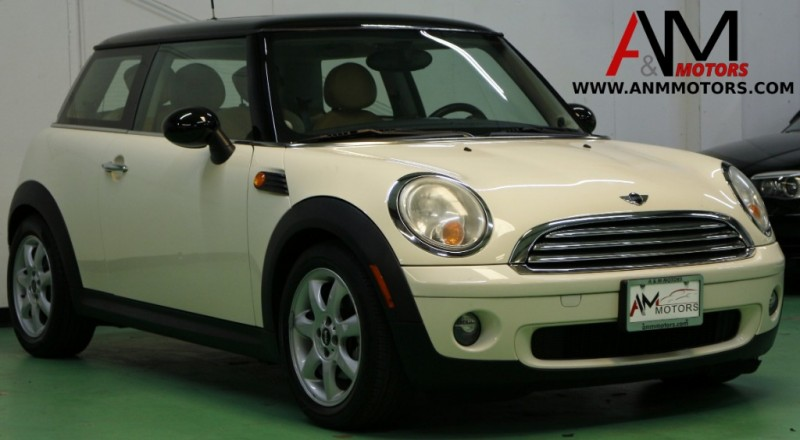 Mini Cooper Dallas >> 2009 Mini Cooper Hardtop 2dr Cpe