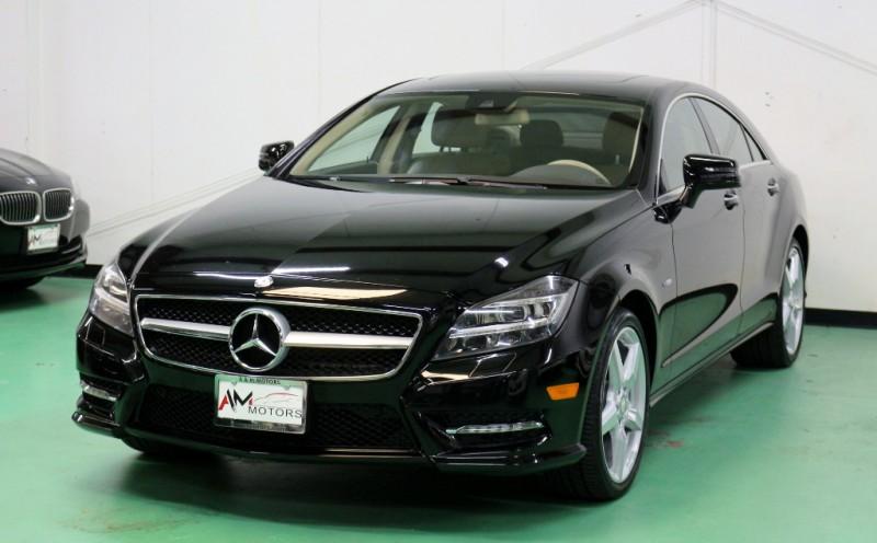 Mercedes-Benz CLS-Class 2012 price $19,990