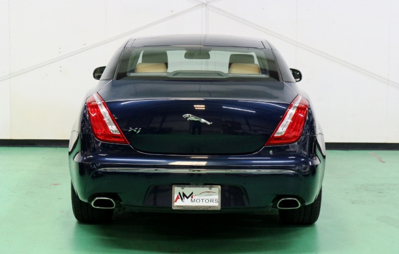 Jaguar XJ 2011 price $16,990