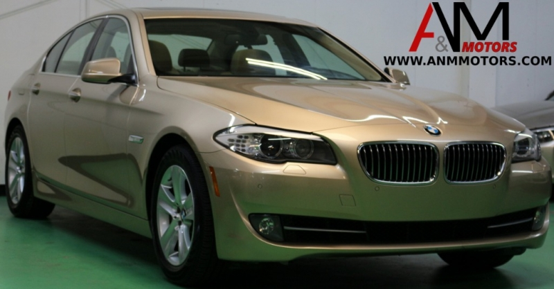 BMW 5-Series 2013 price $12,990