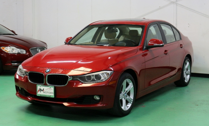 BMW 3-Series 2012 price $8,990
