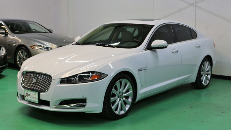 Jaguar XF 2012 price $14,490