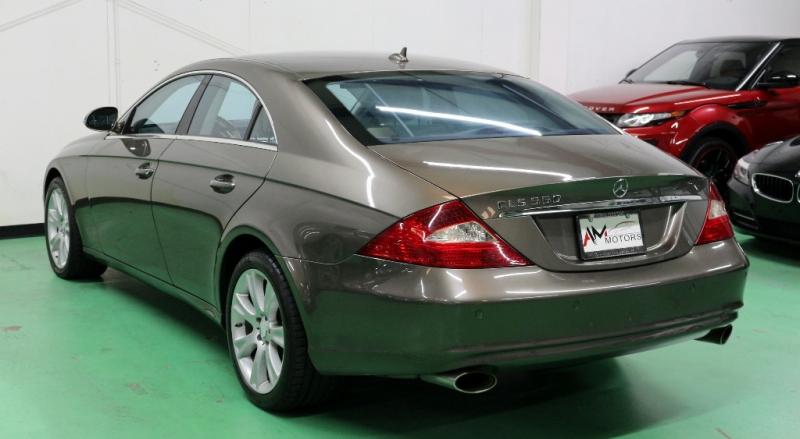 Mercedes-Benz CLS-Class 2008 price $11,490