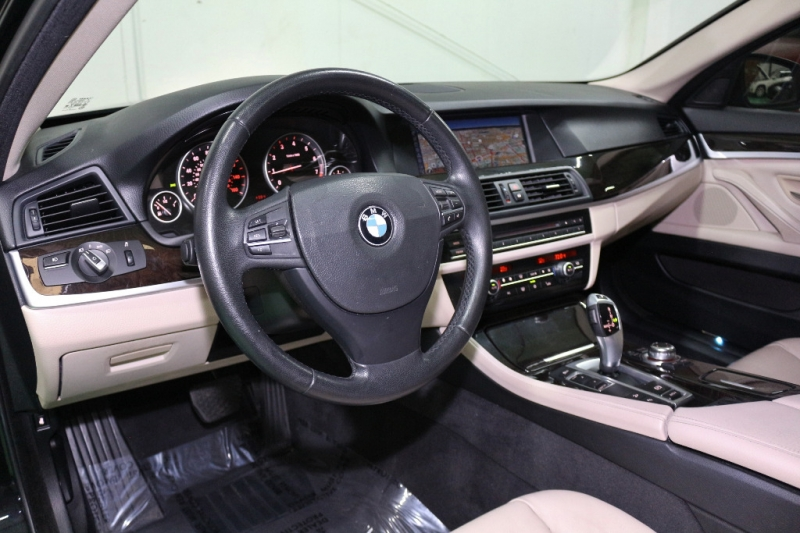 BMW 5-Series 2012 price $9,990