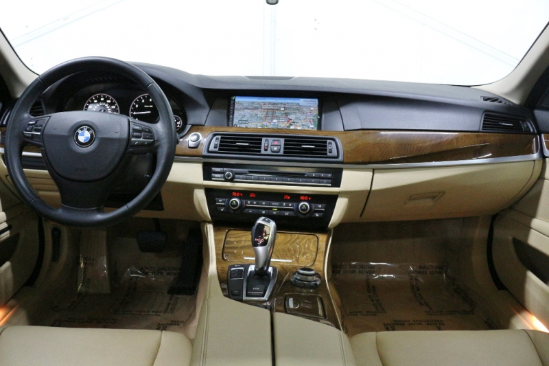BMW 5-Series 2013 price $13,490