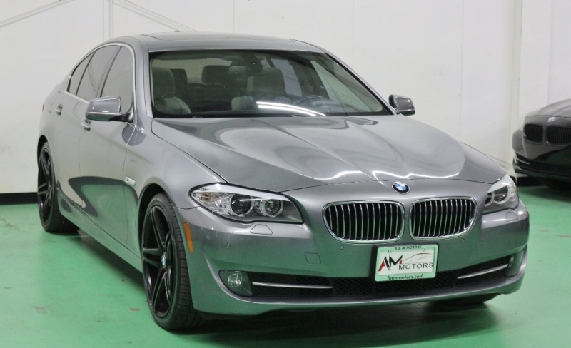 BMW 5-Series 2011 price $9,490
