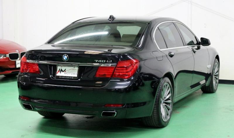 BMW 7-Series 2012 price $15,490