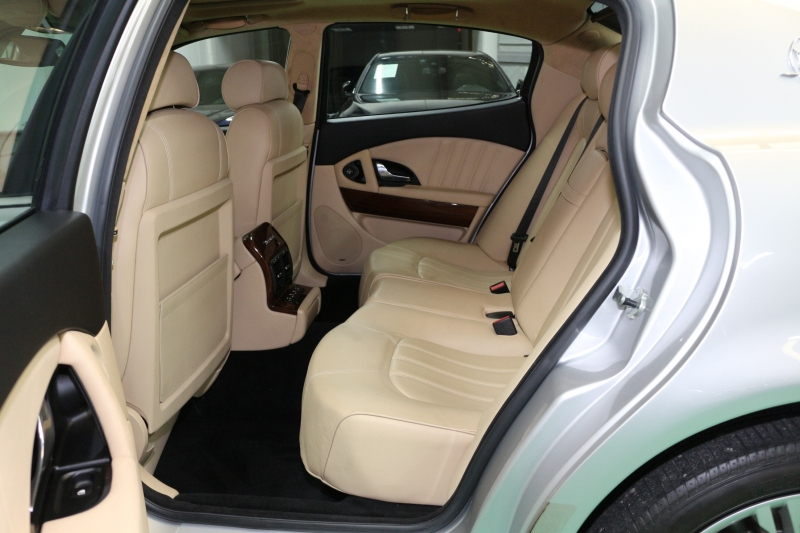 Maserati Quattroporte 2011 price $29,490