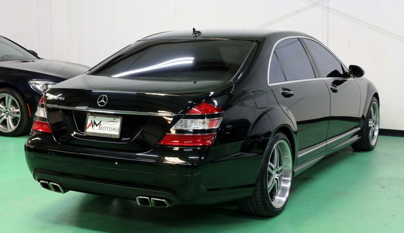 Mercedes-Benz S-Class 2008 price $13,490