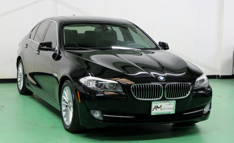 BMW 5-Series 2012 price $11,490