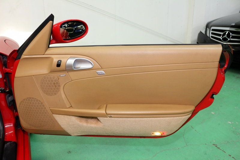 Porsche Boxster 2006 price $14,490