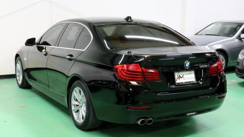BMW 5-Series 2015 price $14,490