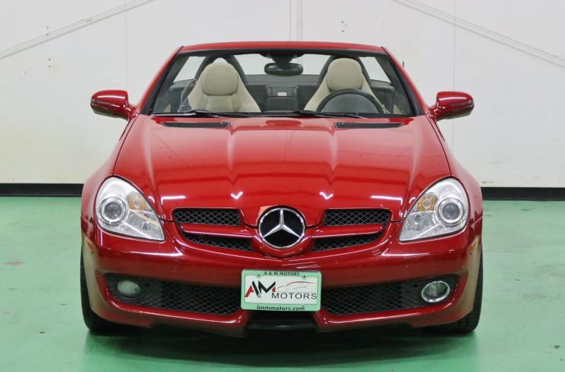 Mercedes-Benz SLK-Class 2009 price $13,990